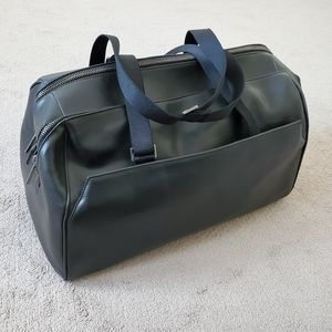 MATT & NAT: BLAKE  DUFFLE - BLACK